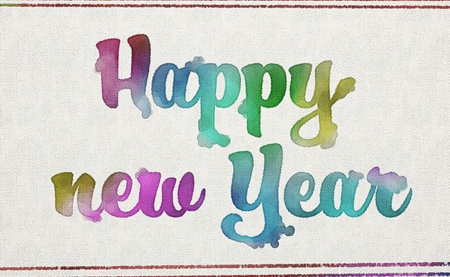 Happy New Year 40 Quotes Inspirational WhatsApp Statuses Wishes Delectable Famous Quotes About New Year