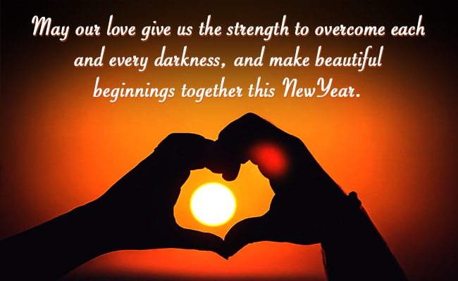 happy new year 2018 images whatsapp messages for couples
