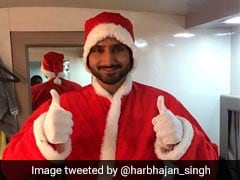 Merry Christmas: Cricketers Bring Christmas Cheer To Fans