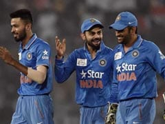 Virat Kohli And MS Dhoni Are My Idols, Says Hardik Pandya