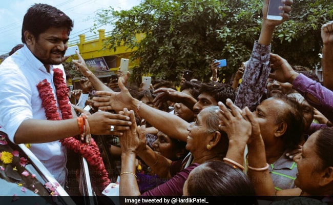 Not Meeting Rahul Gandhi Before Gujarat Polls Was A Mistake: Hardik Patel