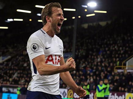 Harry Kane Sets New Premier League Goal Record; Overtakes Lionel Messi In 2017