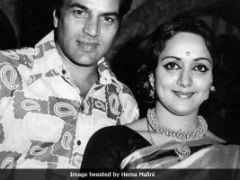 On Dharmendra's Birthday, Hema Malini And Esha Post Old Pics Of 'Nation's Hero'
