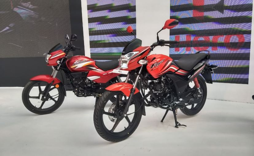 Hero Super Splendor, Passion Pro And Passion XPro Unveiled In India