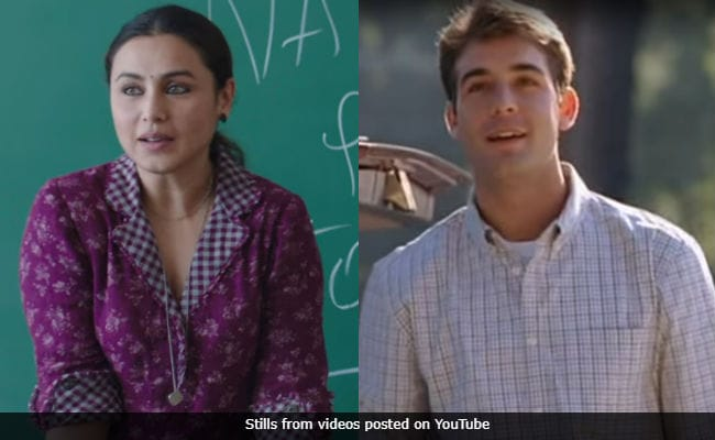 Yes, Rani Mukerji's Hichki Is Based On Front Of The Class Book, Says YRF