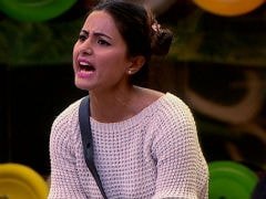 <I>Bigg Boss 11</i> December 6: Hina Khan Vs Hiten Tejwani And Luv Tyagi Vs Priyank Sharma. Captaincy Task Ruffles Feathers