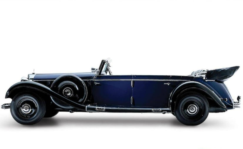 Adolf Hitler's Mercedes-Benz 770K Grosser