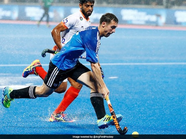 India vs Argentina, Hockey World League Final Highlights:  India Lose 0-1 To World No 1 Argentina In Semis