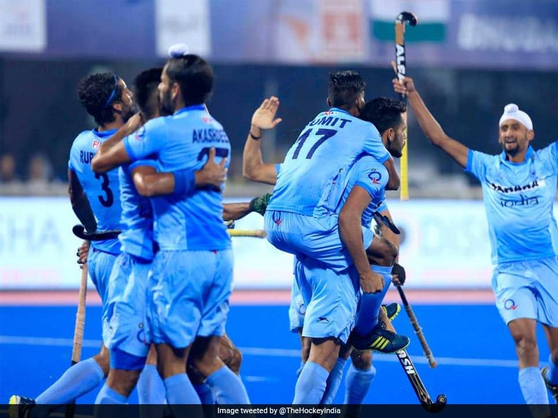 Hockey World League Final: Unpredictable India Face Olympic Champion Argentina In Semis