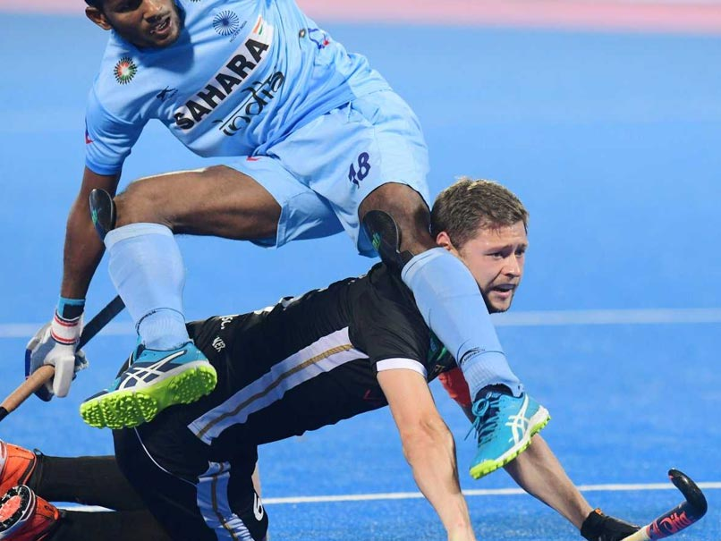 Hockey World League Final: India Lose 0-2 To Germany To Remain Winless In Pool Stages