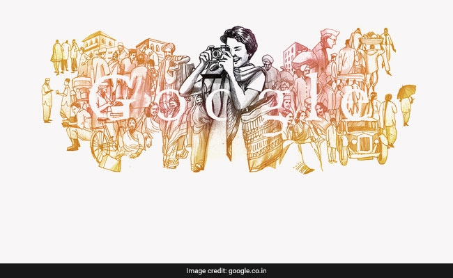 Google Doodle Celebrating Homai Vyarawalla, India's First Woman Photojournalist's Birthday