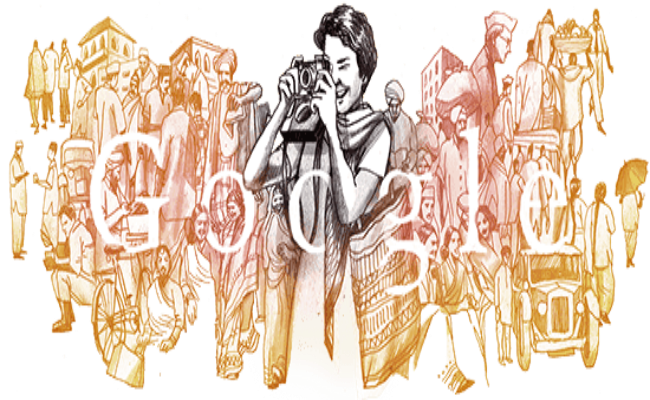 Google doodles to pay tribute to India's first woman photojournalist Homai Vyarawalla