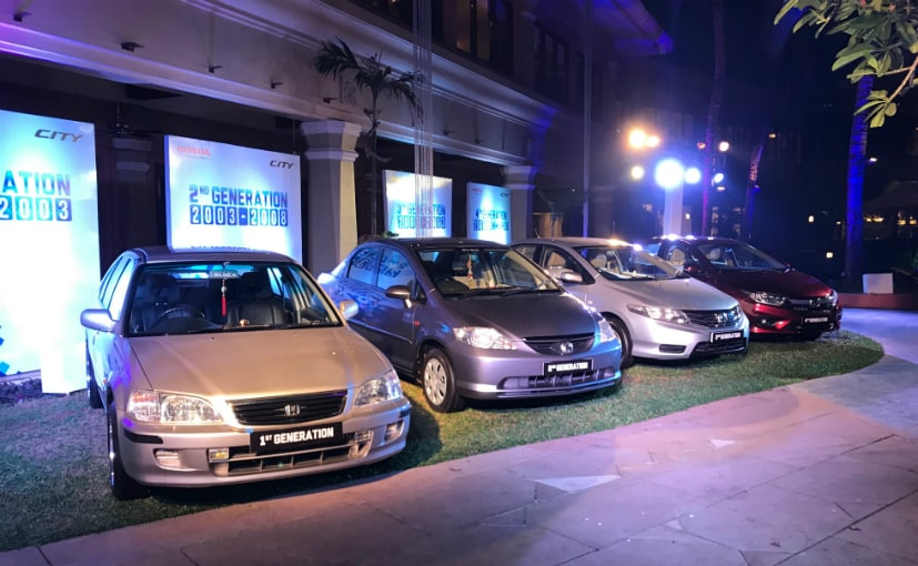 The Iconic Honda City Completes 20 Years In India Ndtv Carandbike