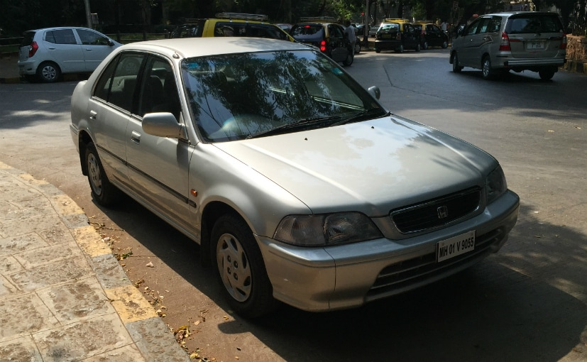 honda city gen 1 from 1998