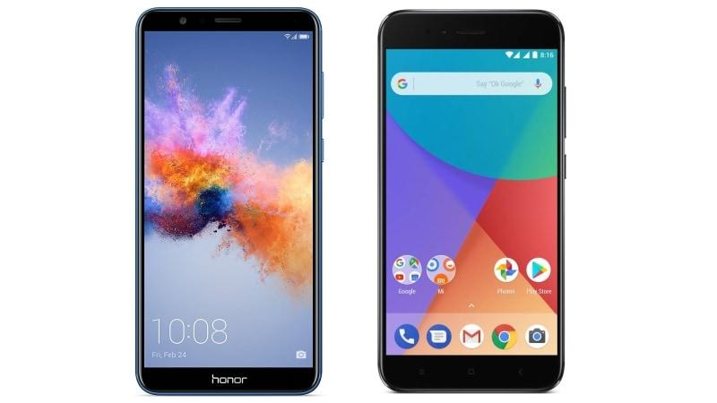 Xiaomi Mi A1 और Honor 7X में कौन सा स्मार्टफोन है बेहतर?