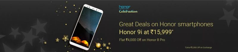 honor flipkart