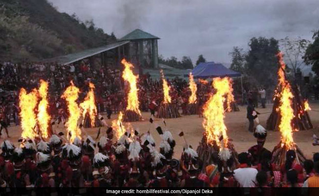 Nagaland's Hornbill Festival Attracts Record 2.43 Lakh Visitors