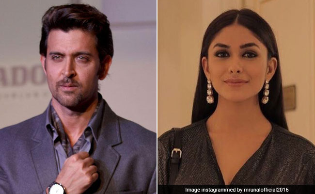Hrithik Roshan's Super 30: Kumkum Bhagya Actress Mrunal Thakur To Reportedly Star In The Film