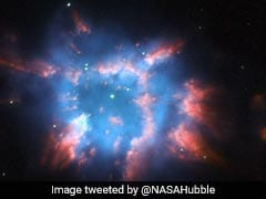 On Christmas Week, NASA's Hubble Telescope Spots 'Holiday Ornament In Space'