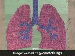 5,300 Children Set Guinness Record By Forming Largest Human Lungs