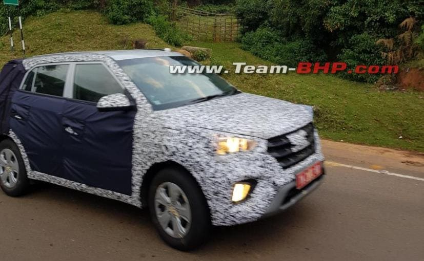 The Hyundai Creta is set to get a facelift after almost three years since its launch
