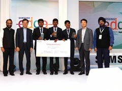 IIT Madras Wins Second Season Of Samsung E.D.G.E, NID Ahmedabad Runner Up