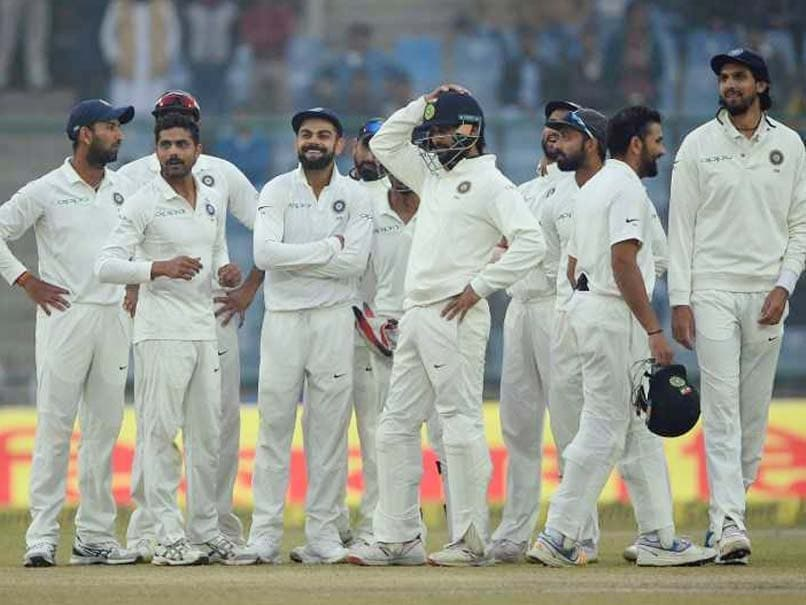 India vs Sri Lanka, Day 4: Hosts Close In On Win As SL Totter At 31/3 In Pursuit Of 410