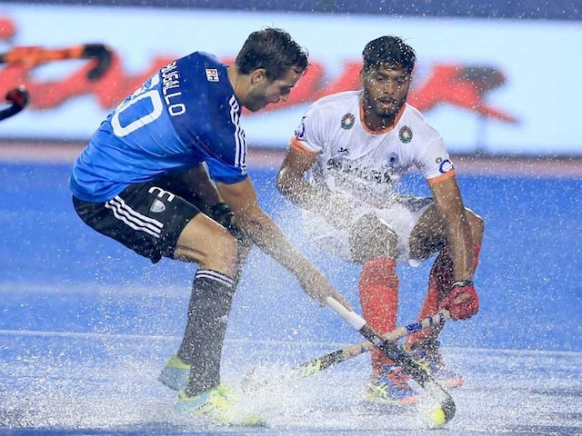 Hockey World League Final: Valiant India Go Down Fighting To Argentina In Semis