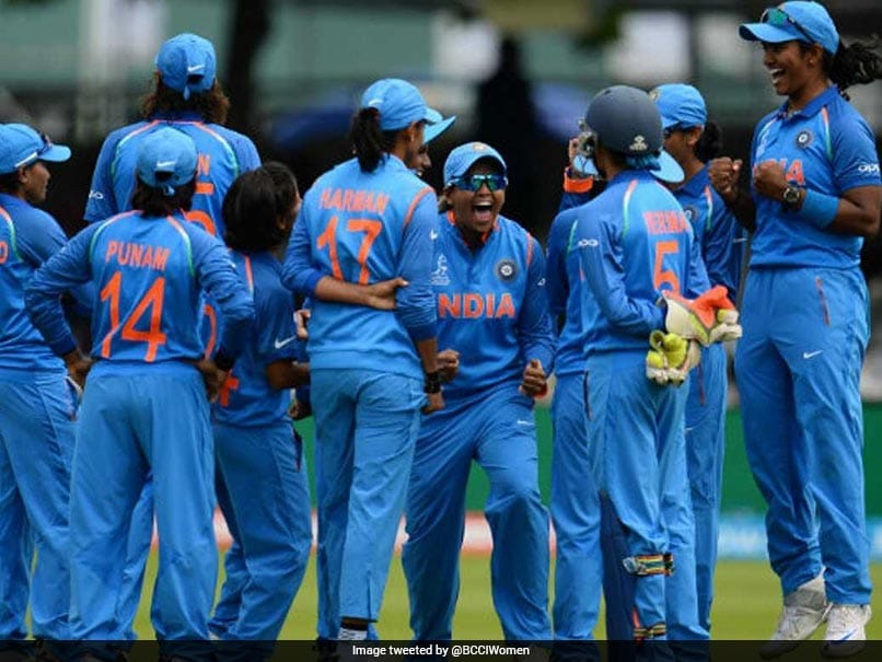 India Women Beat South Africa Women To Clinch T20I Series 3-1