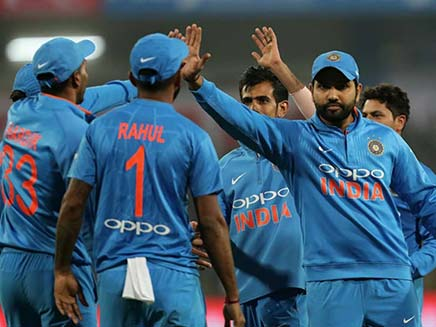 Highlights, 3rd T20: India (IND) Beat Sri Lanka (SL) By 5 Wickets To Complete 3-0 Series Sweep