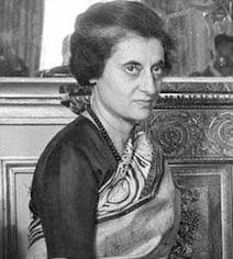 आज का इतिहास: आज ही के दिन इंदिरा गांधी बनीं थीं देश की पहली महिला प्रधानमंत्री