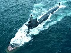 'Second, Third Scorpene-Class Submarines Undergoing Sea Trials': Vice Admiral
