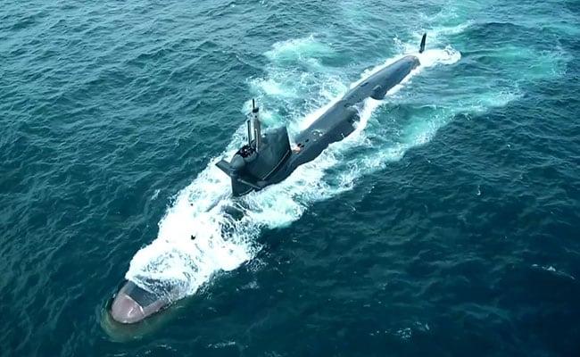 'Second, Third Scorpene-Class Submarines Undergoing Sea Trials': Vice Admiral
