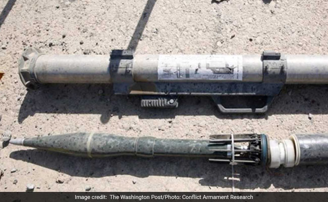 ISIS Stole US-Supplied Rockets Weeks After Arrival In Mideast: Report