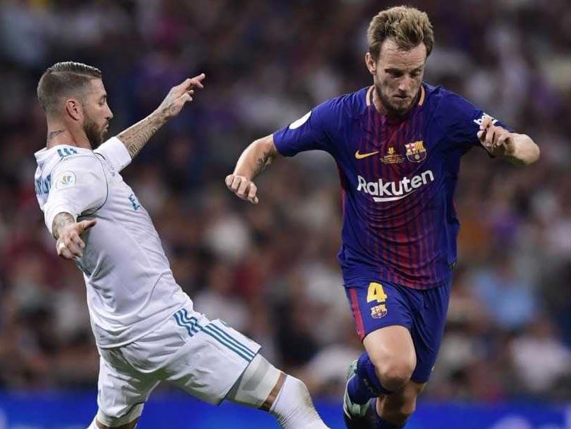 El Clasico: Barcelona Midfielder Ivan Rakitic Wary Of Real Madrid Threat