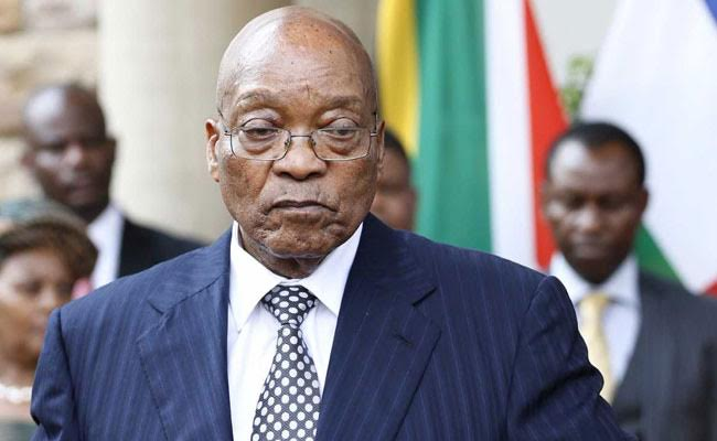 South Africa's President Jacob Zuma Faces No-Confidence Motion As Ruling ANC Seeks To Oust Him