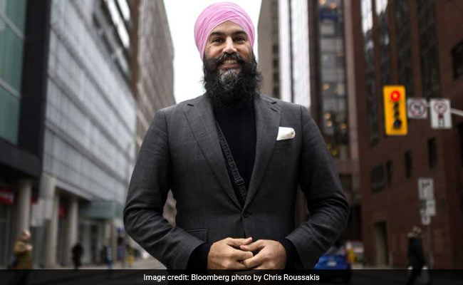 Justin Trudeau Versus Jagmeet Singh Is Next Battle For Hearts Of Canada's Left