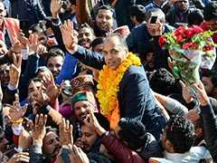 Soft-Spoken Jairam Thakur To Be First Himachal Chief Minister From Mandi District