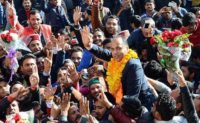 'Achhe Din' Have Arrived In Himachal Pradesh, Says Jairam Thakur