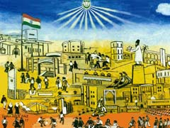 मेट्रो स्टेशन पर पेंटिंग के ज़रिए जामिया मिलिया इस्लामिया के सफ़र को दर्शाएंगे स्टूडेंट्स, मेट्रो ने दिया खर्चा