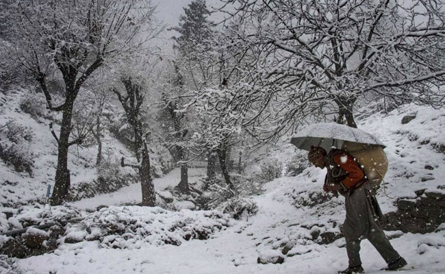 At Minus 18.8 Degrees Celsius, Kargil Coldest In Jammu And Kashmir