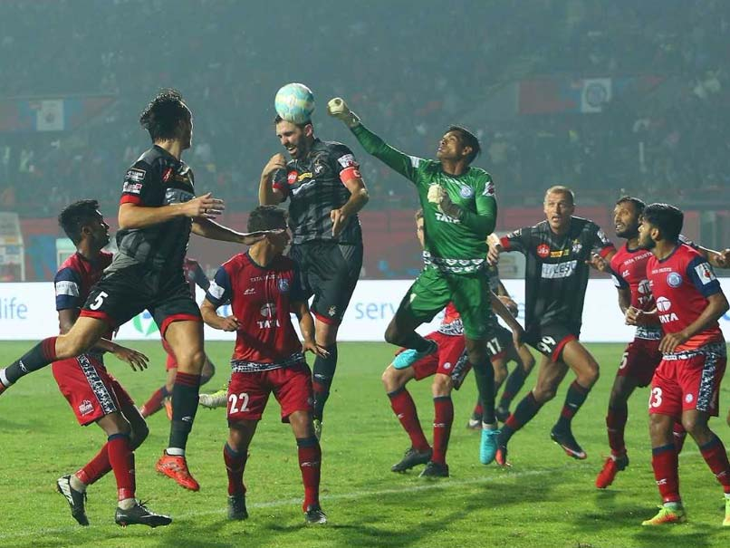 Indian Super League: Jamshedpur FC Play Out Goalless Draw Against ATK