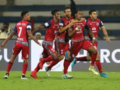 ISL 2017: Injury Time Penalty Gives Jamshedpur FC 1-0 Win Over Bengaluru FC