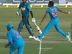 India vs Sri Lanka, 1st ODI: Jasprit Bumrah Trolled For His 'No-Ball' Wicket of Upul Tharanga
