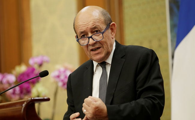 French Minister To Lay Out Concerns On Ballistics, Regional Role In Iran Visit