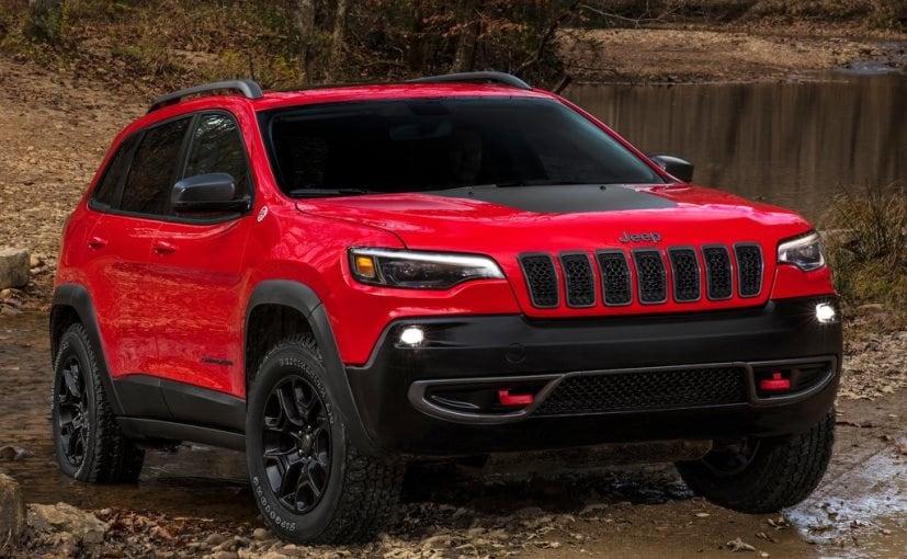 jeep cherokee trailhawk version