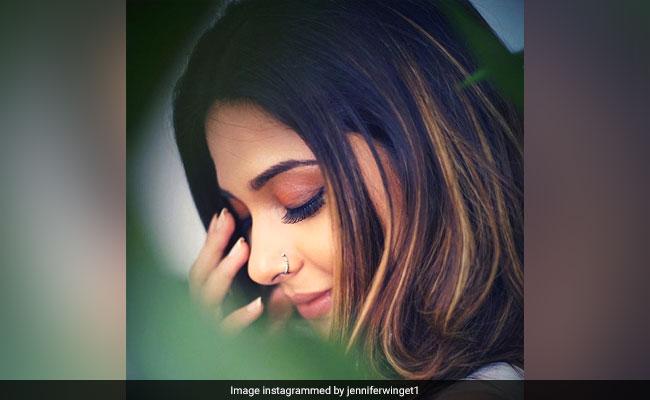 'बेपनाह' की शूटिंग से पहले जेनिफर ने इंस्टाग्राम पर पोस्ट की PHOTO