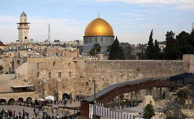 Australia Recognises West Jerusalem As Capital Of Israel