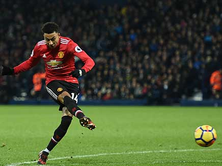 EPL: Jesse Lingard Rescues Manchester United; Tottenham Hotspur Rout Southampton