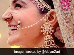 अनुष्का ने शादी में पहनें दीपिका पादुकोण के झुमके! लोग बोले-रणवीर ने दिए होंगे उधार